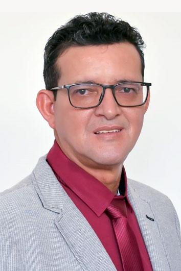 Vereador Wedson Batista Campos - Edson da Taboca